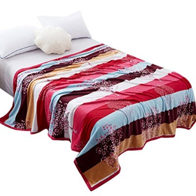 Zhuhaitf 高品質 毛布 Fleece Blanket Lightweight Soft Warm Fuzzy Throw Twin Full Queen Size