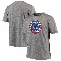 NBA 76ers Hoops For Troops メイド トゥ ムーブ Tシャツ ヘザーグレー