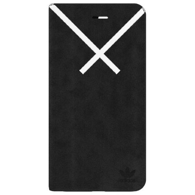 【送料無料】adidas iPhone 8 Plus用Booklet case adidas Originals XBYO Black 29663 [29663]