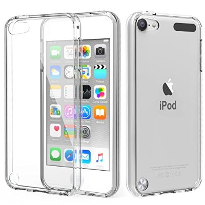 iPod Touch 6 ケース - ATiC Apple iPod touch 第6世代 /iPod Touch 第5世代 用衝撃吸収 TPU保護ケース  Crystal Clear