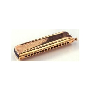 ホーナー HOHNER/Chromatic Super 64 Gold (7583/64)【ホーナー】