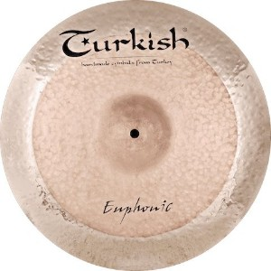 Turkish Cymbals Euphonic Series 17-inch Euphonic Crash * EP-C17