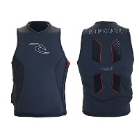 Rip Curl リップカール Luvsurf ラヴサーフ 『Rip Curl』H-BOMB POWER HEATED VEST 防寒グッズ (L)