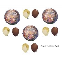Deer Hunting Camouflage誕生日パーティーバルーンFavors Decorations Supplies