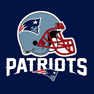 16-count Paper Lunch Napkins、新しいEngland Patriots
