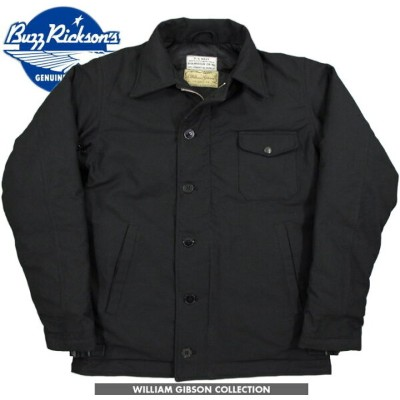 BUZZ RICKSON'S/バズリクソンズ JACKET, INTERMEDIATE, COLD WEATHER Type DECK A-2 DOWN William Gibson...