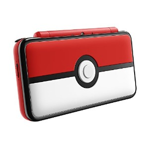 Nintendo New 2DS XL - Poke Ball Edition Imported USA.