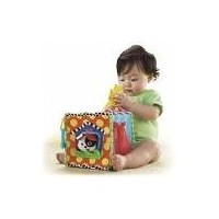 Fisher Price Pop Up Activity Block by Fisher-Price