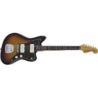 Fender エレキギター MIJ Traditional '60s Jazzmaster® Rosewood 3-Color Sunburst