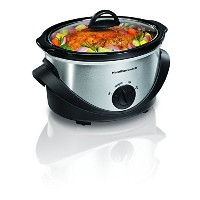 Hamilton Beach 33141 4-quart Oval Slow Cooker ( Discontinued )