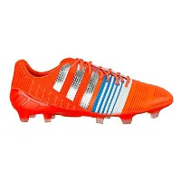 Adidas Nitrocharge 1.0 Firm Ground Cleats -Solar Red/Silver/サッカースパイク ナイトロチャージ 1.0 FG (7- 25.0cm)