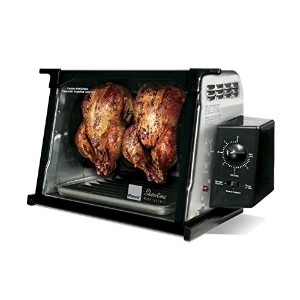 Ronco ST4023SSGEN Showtime Standard Rotisserie, Stainless Steel by Ronco