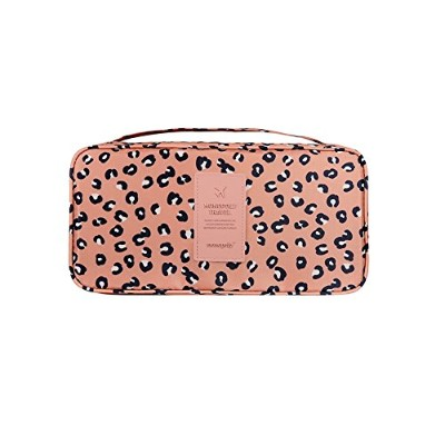 【MONOPOLY 公式】 MONOPOLY PATTERN UNDERWEAR POUCH (leo pink) パターンアンダーウェアーポーチ 下着ポーチ 収納 防水 トラベルポーチ 正規品 ...