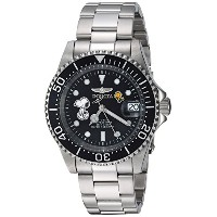 Invicta Men 's AutomaticステンレススチールCasual Watch , Color : silver-toned (モデル: 24785)