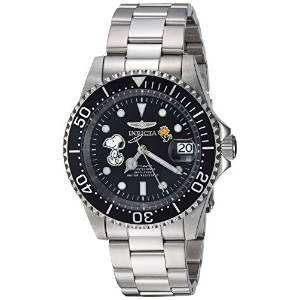 Invicta Men 's AutomaticステンレススチールCasual Watch , Color : silver-toned (モデル: 24785 )