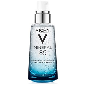 Vichy Mineral 89 Fortifying, Hydrating & Plumping Daily Skin Booster, Face Moisturizer with...