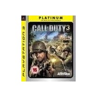 Call of Duty 3 (Platinum) (PS3) (輸入版)