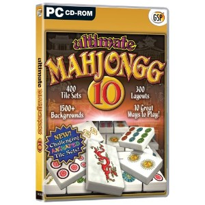 ultimate mahjongg 10 (PC) (輸入版)