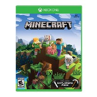 Minecraft Explorers Pack (輸入版:北米) - XboxOne