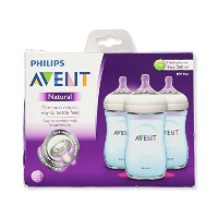 Philips Avent Natural Bottle - 9oz (Boy) by Philips AVENT