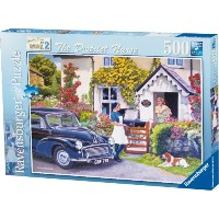 Ravensburger Jigsaw Puzzle - 500 Pieces - The District Nurse