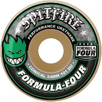 SPITFIRE ウィール FORMULA FOUR CONICAL 52MM 101DU