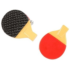 Table Tennis Paddle Cufflinks
