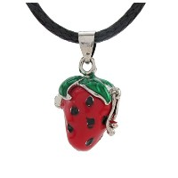 DaisyJewel Strawberry Thimble Miniロケット
