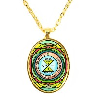 Solomons 3rd Venus Seal to attract love , respect & Admiration Hugeペンダント