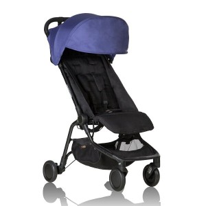 mountain buggy nano travel stroller Nauticalマウンテンバギーナノ