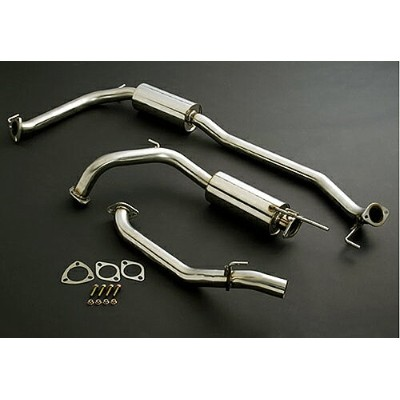 J's RACING C304 SUS EXHAUST SYSTEM ホンダ シビック タイプR ユーロ FN2用 60RS(C304-FN2-60RS)【マフラー】ジェイズ レーシング C304...