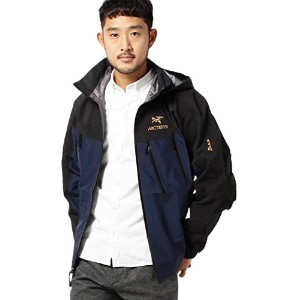 (ビームス) BEAMS ARC'TERYX×BEAMS / 40th別注 THETA AR JACKET NAVY M 11183132729