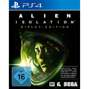 Alien: Isolation Ripley Edition (Day 1) (PlayStation PS4)