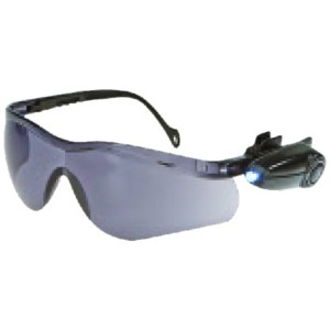 Liberty ProVizGard LED Single Clip Light, For Protective Eyewear (Case of 6 Pairs) by Liberty Glove...