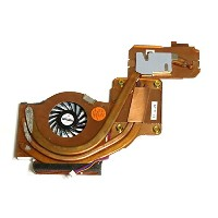 IBM Lenovo Thinkpad T60 T60P T61 T61P R61 R61I R61E CPU FAN+ヒートシンク ファン・アセンブリ 42X4685 42W2028