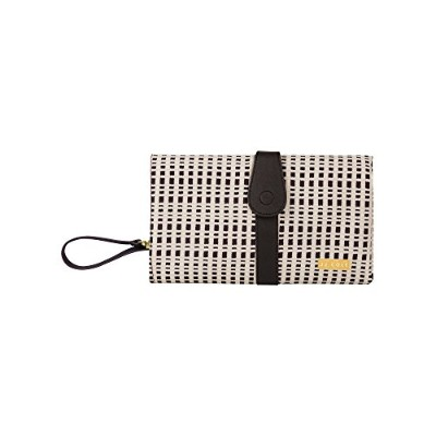 JJ Cole Changing Clutch, Black/Cream by JJ Cole