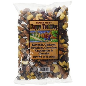 Trader Joe's Happy Trekking Trail Mix 425g [並行輸入品]