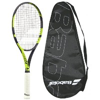 Babolat 2016 – 2018 Pure Aero Team – Strung with Ccover – テニスラケット