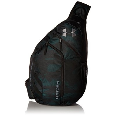 Under Armour Compel Sling 2.0バックパック ブラック