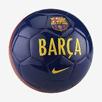 NIKE FC Barcelona Supporters Ball-Loyal Blue/Varsity Maize/サッカーボール FCバルセロナ (5)