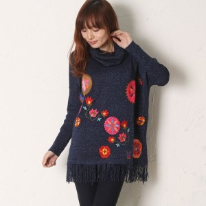 【SALE 60%OFF】デシグアル Desigual JERS_LUC?A (NAVY)