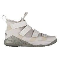 ナイキ メンズ バスケットボール シューズ・靴【Nike LeBron Soldier 11 SFG】Light Bone/Dark Stucco/Black/Total Crimson