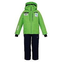 phenix(フェニックス) Norway Team Kid'S 2Piece PS7G22P70 YG 120