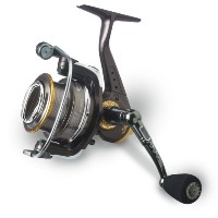 Browning Backfire II 830 FD Bait Runner Reel - Multicoloured by Browning