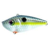 Strike King Red Eye Freshwater Lipless Crankbait, Sexy Shad, 1/2 oz [並行輸入品]