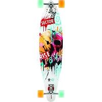 Sector 9 Rise & Fall Complete Skateboard, Assorted by Sector 9