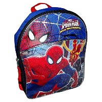 Marvel Ultimate Spiderman Web Warriors Mini Backpack by Disney