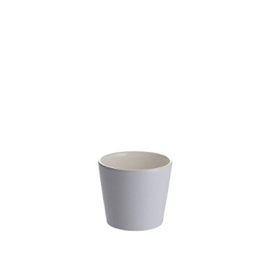 Tonale mini-cup、4のセットby Alessi ブルー DC03/76 PB