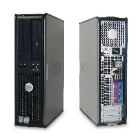 Windows XP Pro/DELL Optiplex 360 DT Core2 Duo 2.66GHz/2GB/80GB/DVD【中古パソコン】【即日発送】