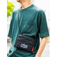 UNITED ARROWS green label relaxing 【WEB限定】 [マンハッタンポーテージ] ST Manhattan Portage T/Z ポーチ /ショルダーバッグ...